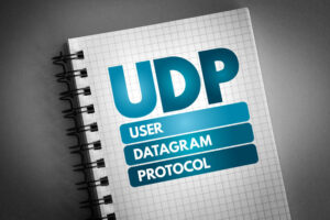 Why does DNS use UDP?